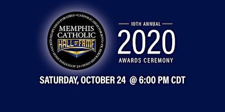 Memphis Catholic High 2020 HOF Induction Ceremony tickets