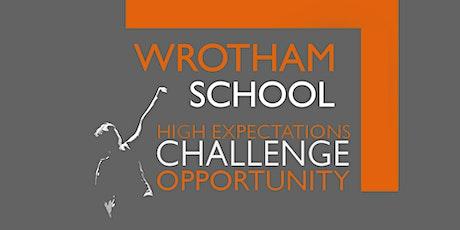 Wrotham School Open Day Tours tickets