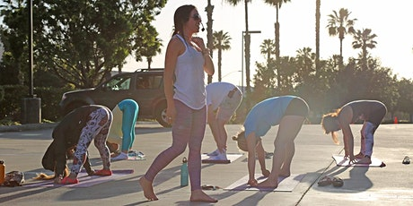 Full Body Workout in the Park at the Coronado Cays tickets