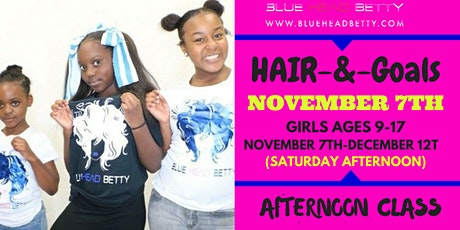 Detroit Hair & Goals  Afternoon Class tickets