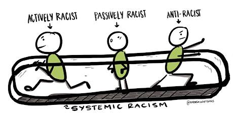 Intro to anti-racist practice tickets