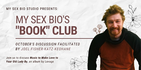 Book Club w/ Joel Fisher-Katz-Keohane // Thursday, October 29th at 6 pm EDT tickets