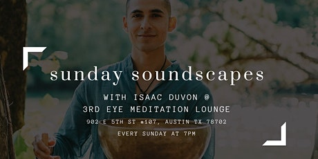 Sunday Soundscapes tickets