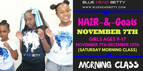Detroit Hair & Goals Morning  Class tickets