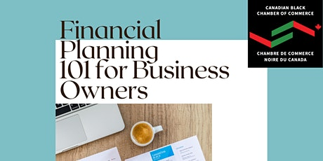 Financial Planning 101 for Business Owners tickets