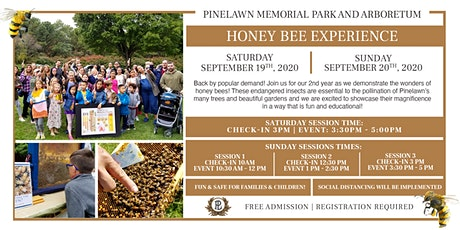Honey Bee Experience 2020 tickets