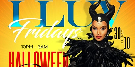 I LUV FRIDAYS  Atlanta Halloween Party 2020  | No Cover before 12am w/ RSVP tickets