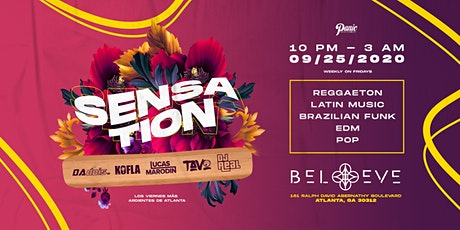 SENSATION - Disfruta ló Malo  | Believe | Friday September 25 tickets