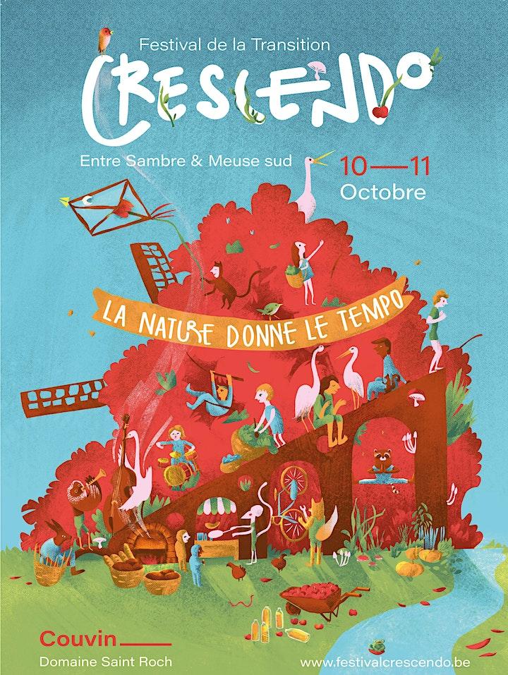 Image pour Crescendo - Initiatives de Transition Entre Sambre et Meuse Sud