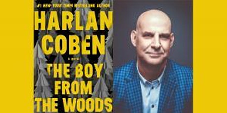 Harlan Coben, The Boy From the Woods tickets