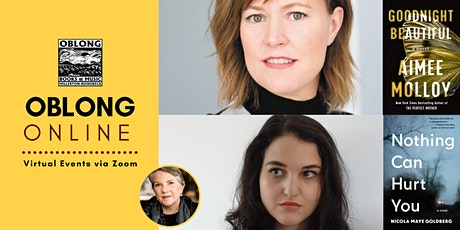 OBLONG ONLINE: Women in Suspense - Aimee Molloy & Nicola Maye Goldberg tickets