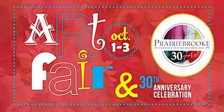 Art Fair & 30th Anniversary Celebration tickets