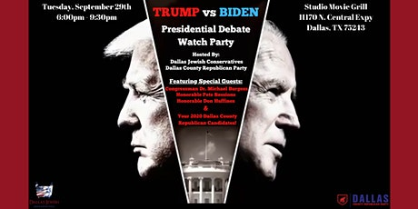 Presidential Debate Watch Party - The Official Watch Party of DCRP & DJC! tickets