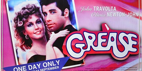 GREASE, Drive-In Cinema (FRIDAY, 7:30 PM) tickets