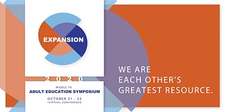 2020 Middle TN Adult Education Symposium tickets
