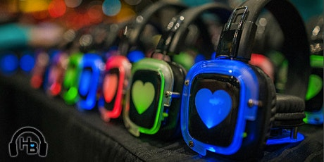 Heartbeat Silent Disco - Benefit 4  Lightspeed's in honor of James Doering tickets