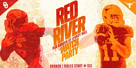 Texas vs. Oklahoma Red River Watch Party tickets