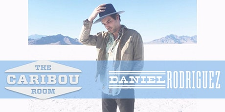 A Socially Distant Event Featuring Daniel Rodriguez tickets