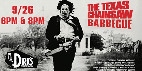Texas Chainsaw Barbecue - 2 Seatings! tickets