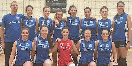 Presentazione squadra volley femminile G.S. Sangone Nichelino, serie C biglietti