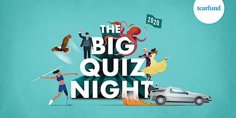 Big Quiz Night - Hokitika Churches tickets