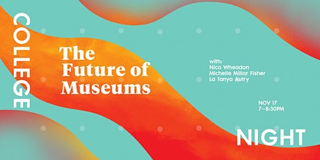The Future of Museums tickets