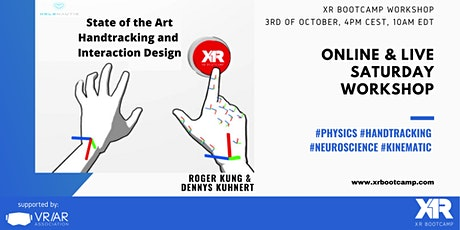 Hand Tracking and Interaction Design Development Principles tickets