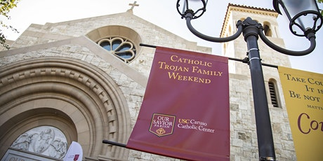 Outdoor Mass at Our Savior Parish, Trojan Family Weekend - Oct. 11th, 2020 tickets