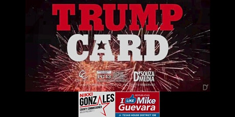 SAVE THE DATE : Trump Card Screening to Support Mike & Nikki tickets