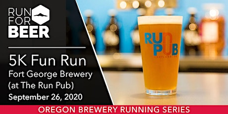 Fort George at The Run Pub 5k Fun Run tickets