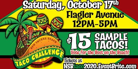 New Smyrna Beach Taco Challenge tickets