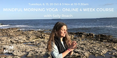 Mindful Morning Yoga - 4 Week Course tickets