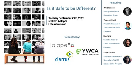 Spicy Hotline: Is it Safe to be Different? tickets
