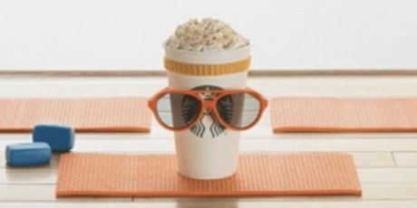 Yoga and Pumpkin Spice Lattes   The Front Coffee and Tap tickets