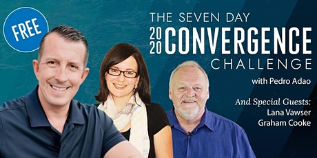 The 7 Day 2020 Convergence Challenge tickets