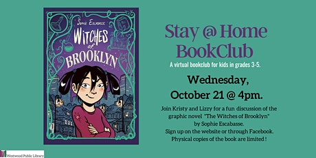 Stay at Home Book Club: The Witches of Brooklyn tickets