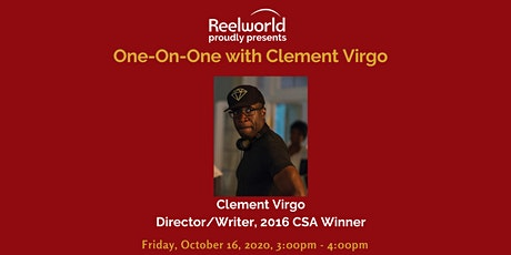 One-On-One With Clement Virgo tickets