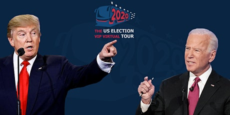 US ELECTIONS - THE VIP (VIRTUAL) TOUR tickets