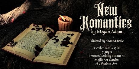 New Romantics by Megan Adam tickets