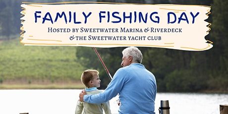 Family Fishing Day tickets