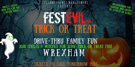 FESTEVIL(ish) - DRIVE THROUGH TRICK OR TREAT tickets