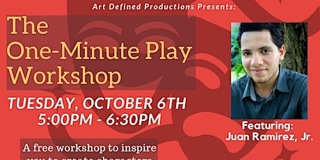 The One-Minute Play Workshop tickets