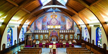 Sunday Divine Liturgy (In-Person and Online) tickets