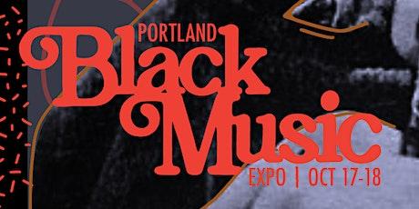 Portland Black Music Expo (virtual event) tickets