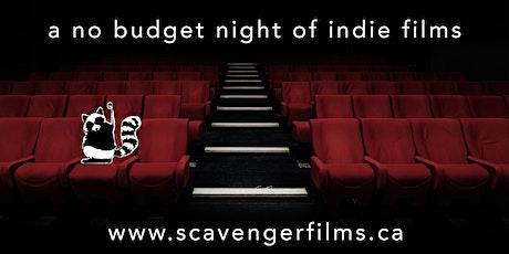 Scavenger Film Festival tickets