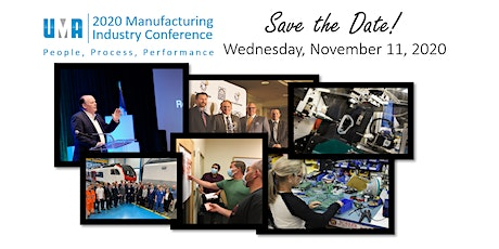 2020 UMA Manufacturers Conference tickets