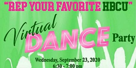 AKA - Omicron Gamma HBCU Virtual Dance Party tickets