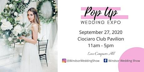 Pop Up Wedding Expo tickets