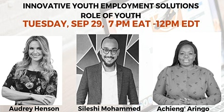 Innovative Solutions to Youth Employment - The Youth tickets