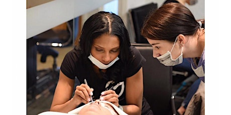 Detailed Beginners Eyelash Extension's Training Workshop tickets